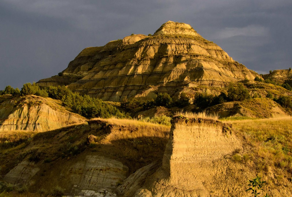 Badlands, North Dakota, Theodore Roosevelt NP