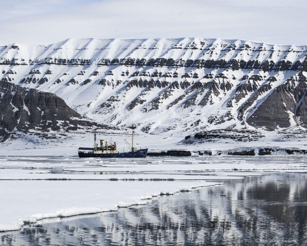 M/V Stockholm in Svalbard